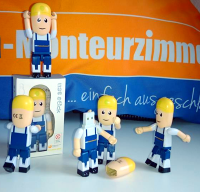 USB-Sticks von mein-Monteurzimmer.de - mein-Monteurzimmer des Jahres 2019