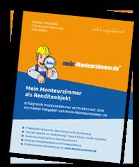 """Vermieter-Ratgeber: """"Mein Monteurzimmer als Renditeobjekt: Erfolgreich Monteurzimmer vermieten mit dem Vermieter-Ratgeber von mein-Monteurzimmer.de"""" - mein-Monteurzimmer des Jahres 2019"""