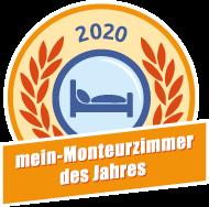 mein-Monteurzimmer des Jahres 2020